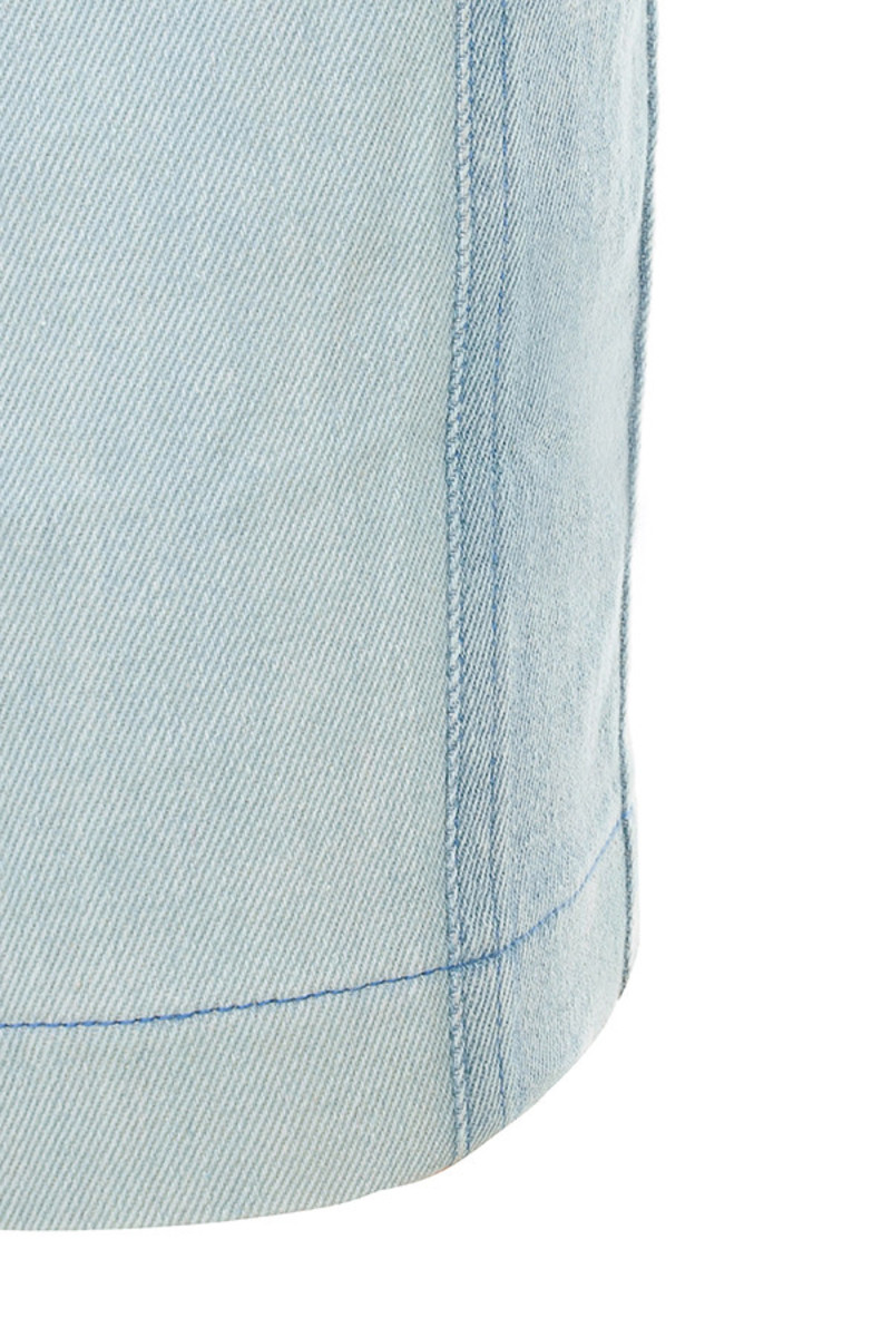 blue pretence skirt