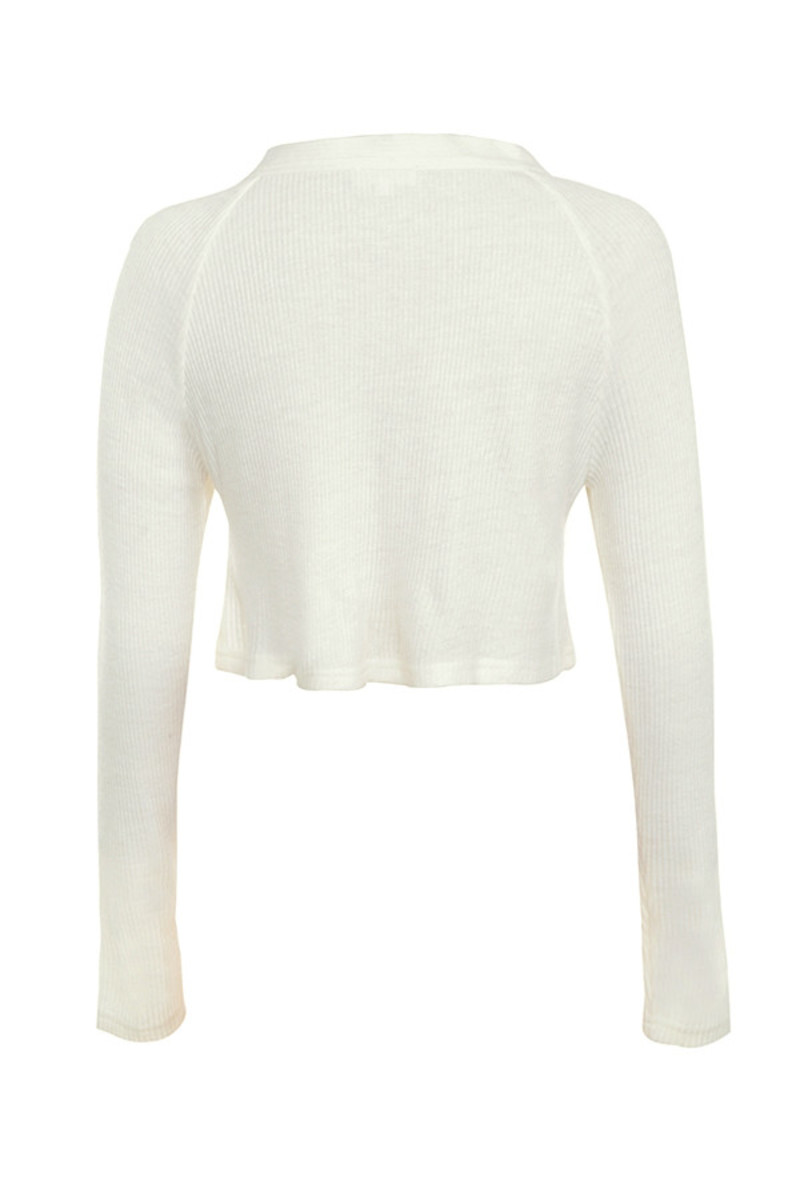 shalen top in white