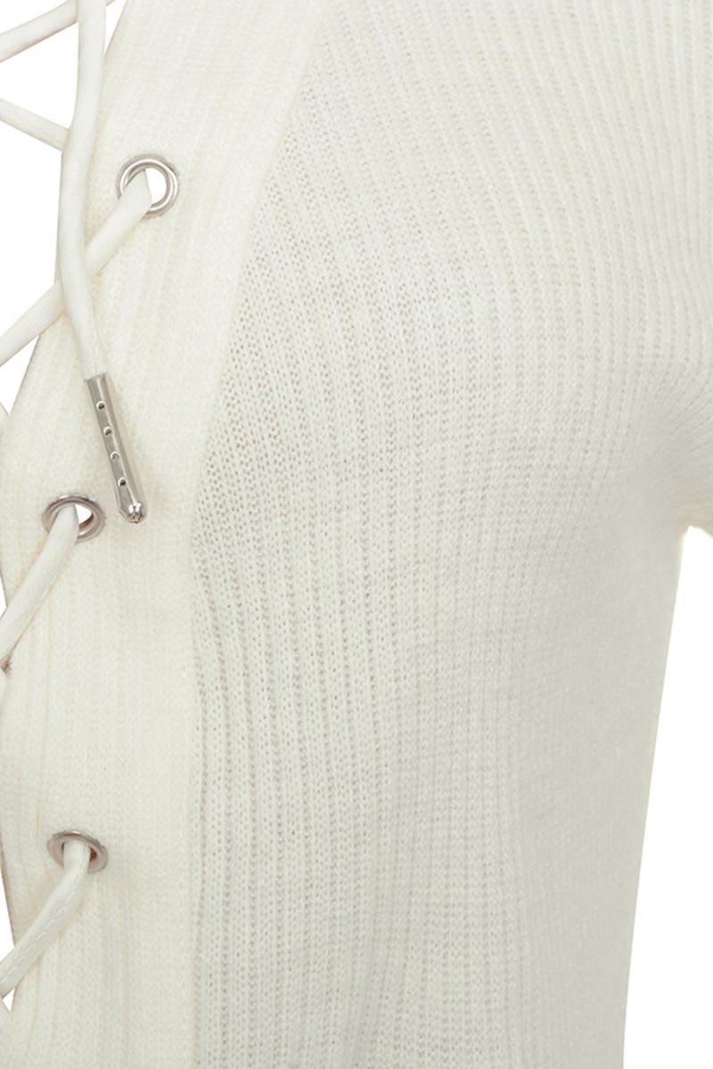 white shalen top