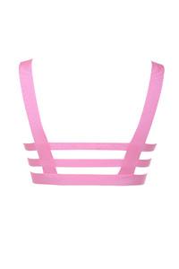 euphoria top in pink