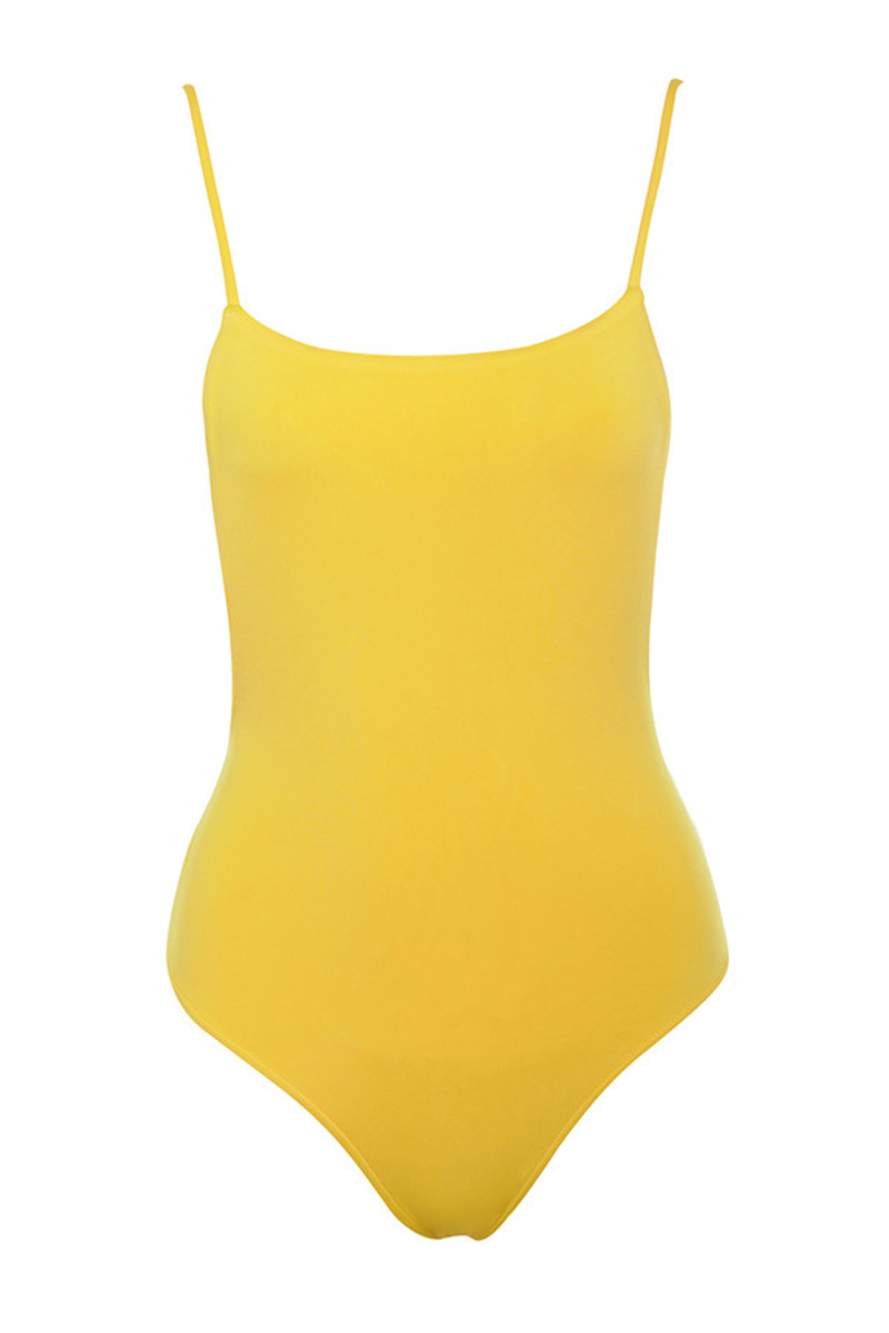 deviate yellow