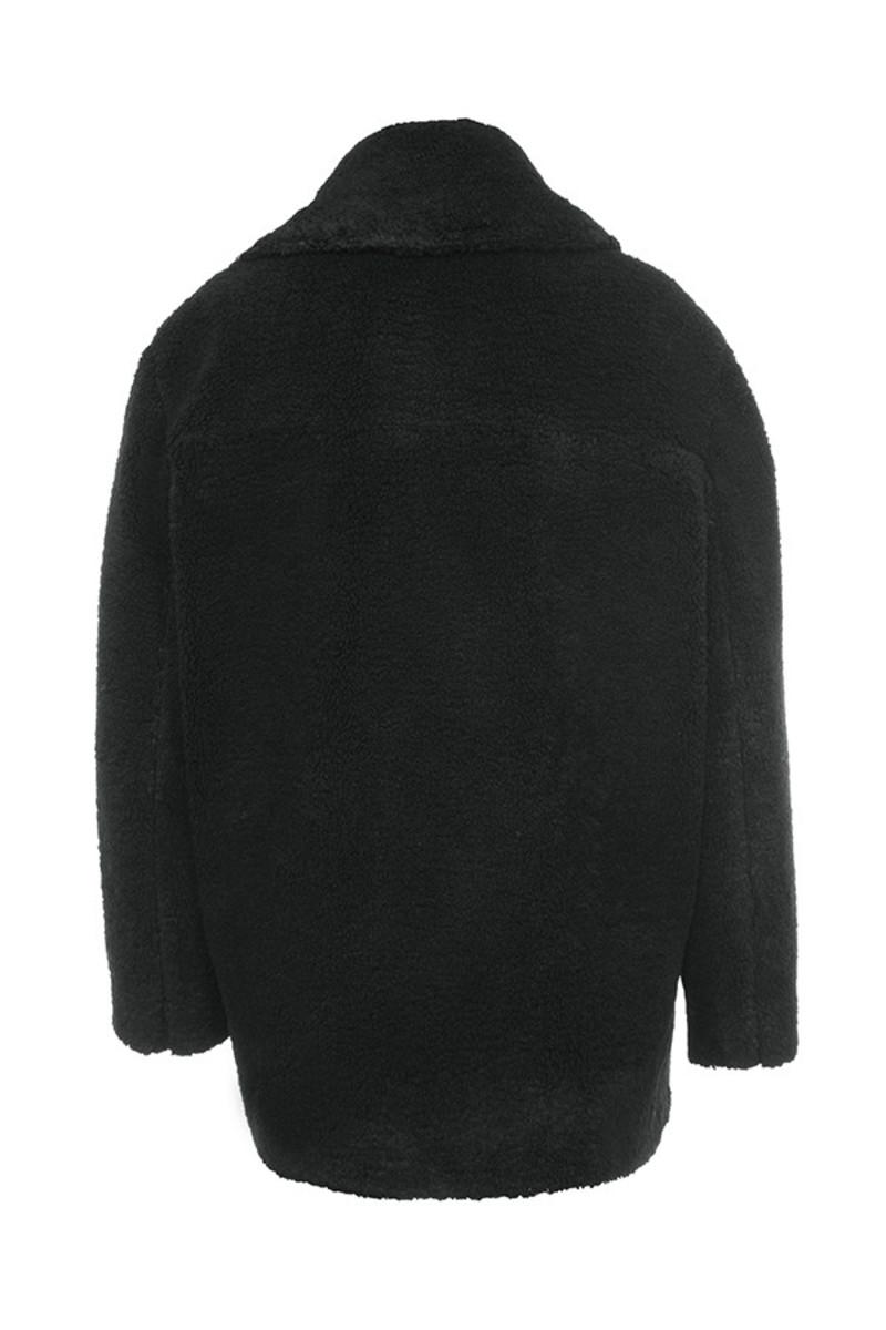 carried away jacket in black