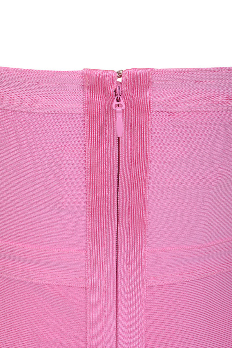 elfin pink dress