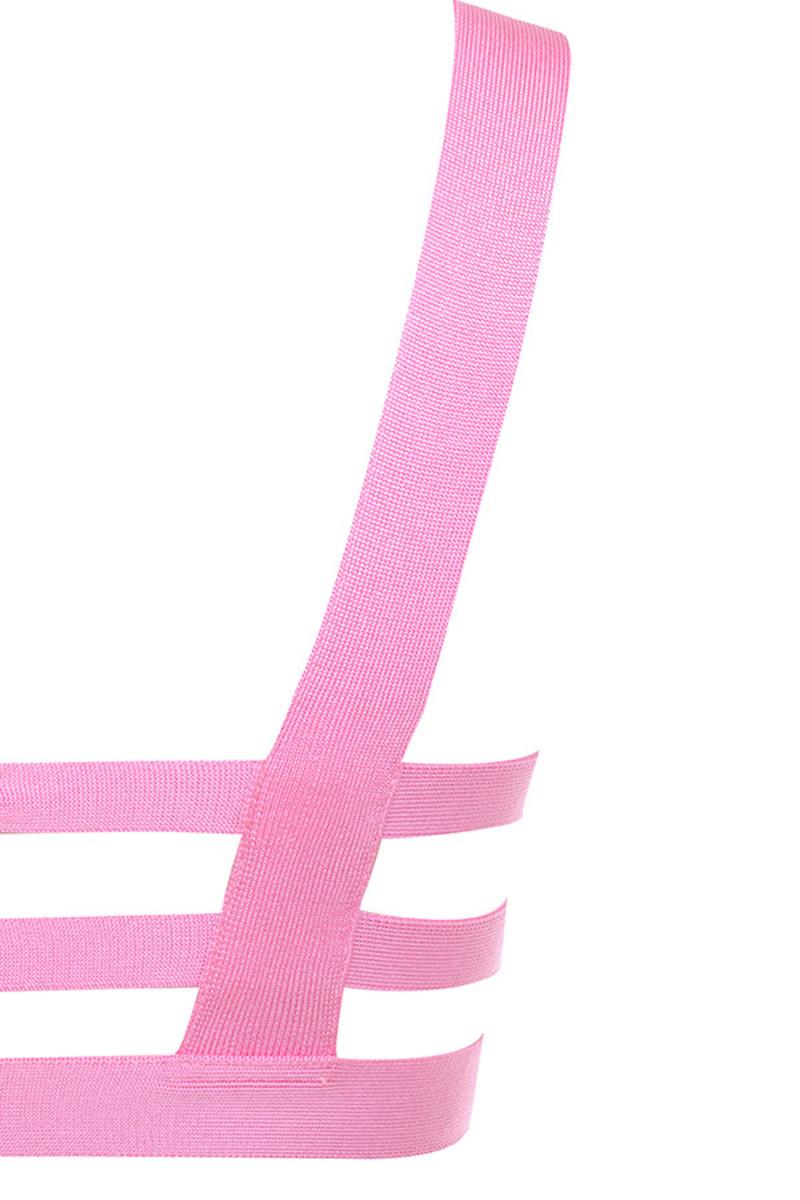 pink euphoria top
