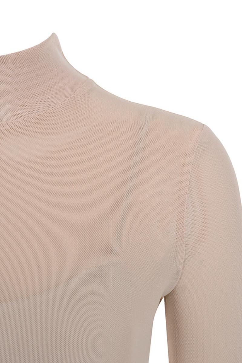hottie bodysuit in nude