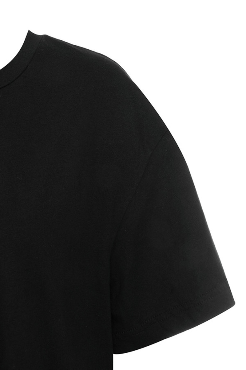 pivot t shirt in black