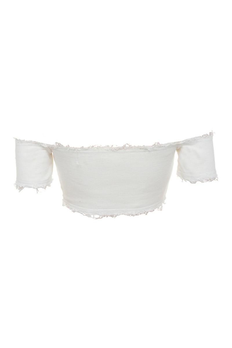 rarity in white