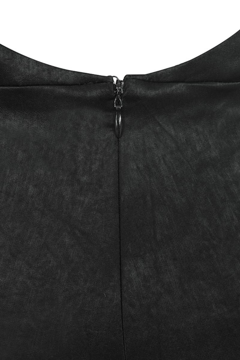 serve it black jumpsuit
