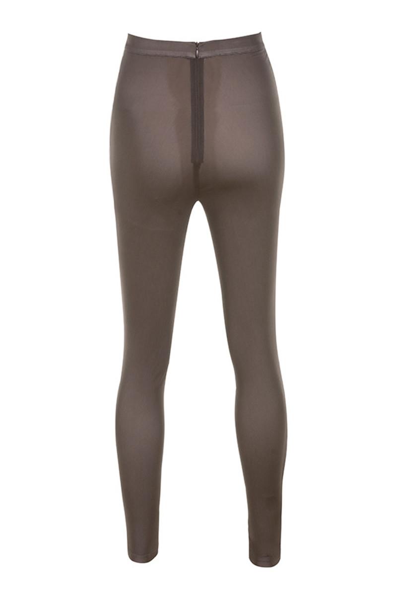 waternymph pants in brown
