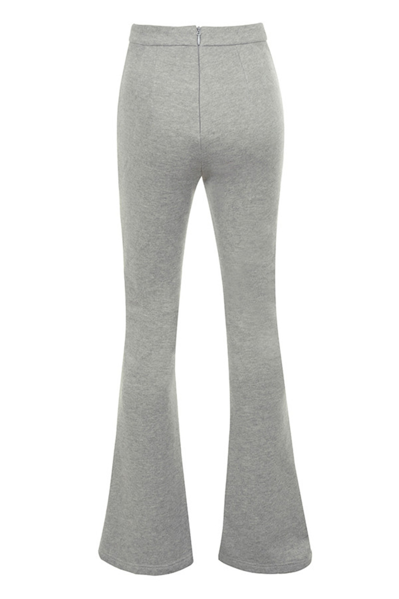 atom trousers in grey