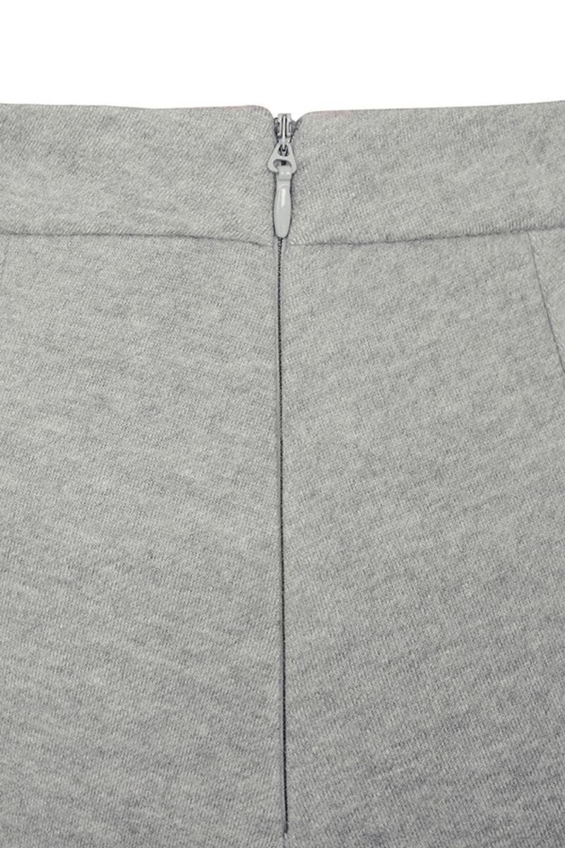 grey atom trousers