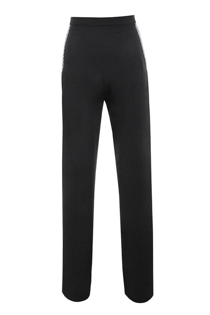 charge trousers in black