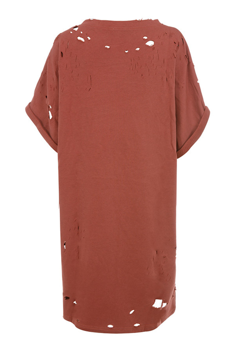 fortitude top in terracotta