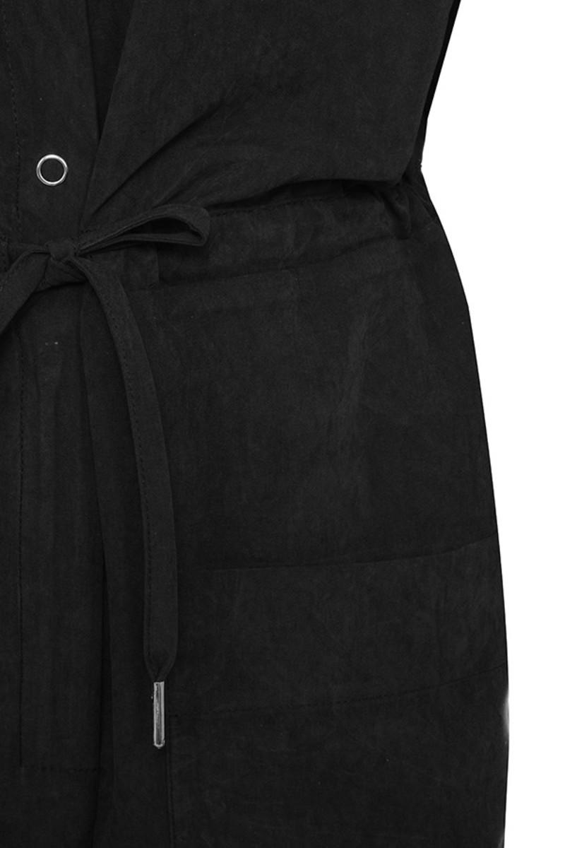 high road black jumpsuit
