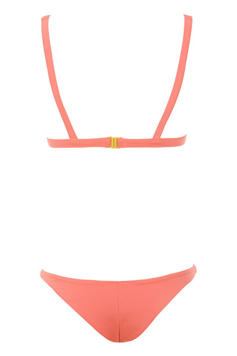 rangoon bikini in rose