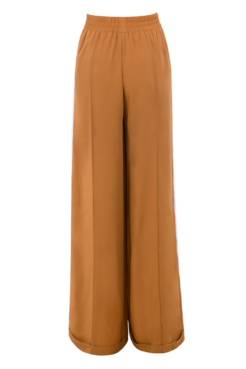 savvy trousers in tan