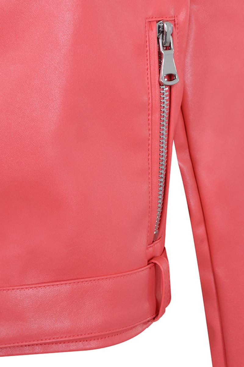 pink scorch jacket