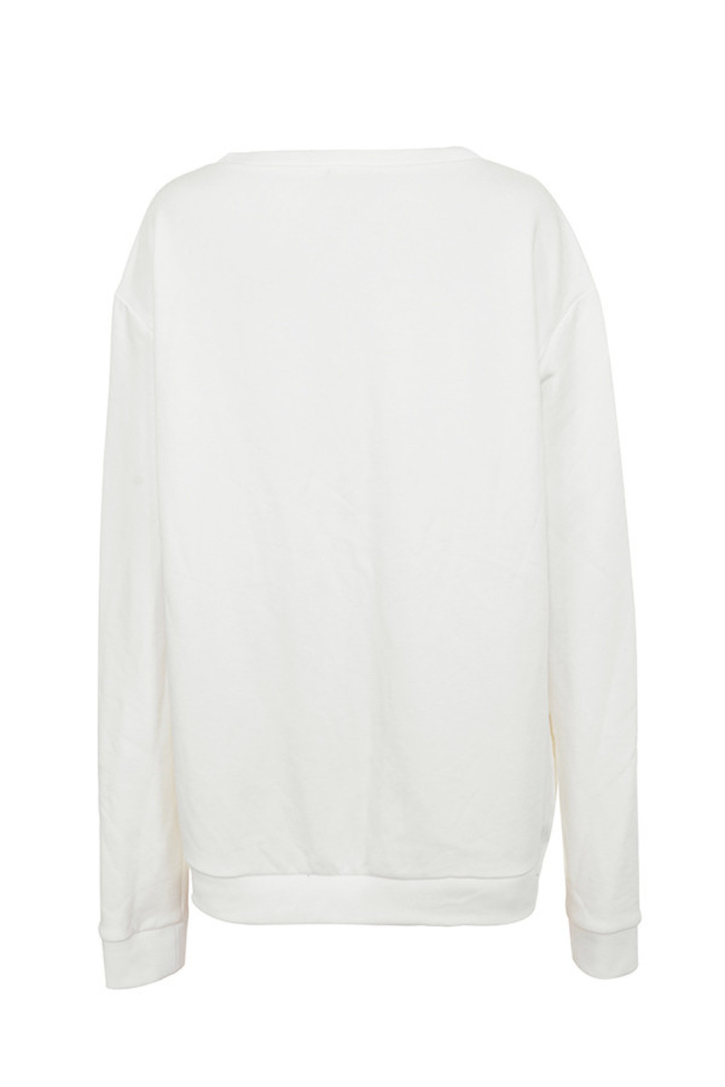 yas top in ivory