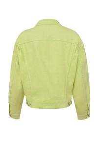 fathom jacket in green