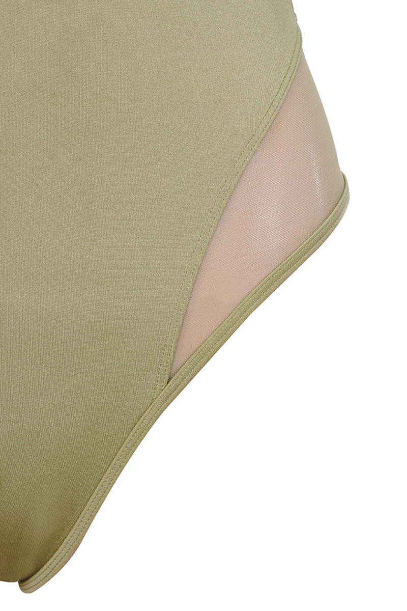khakis allure bodysuit