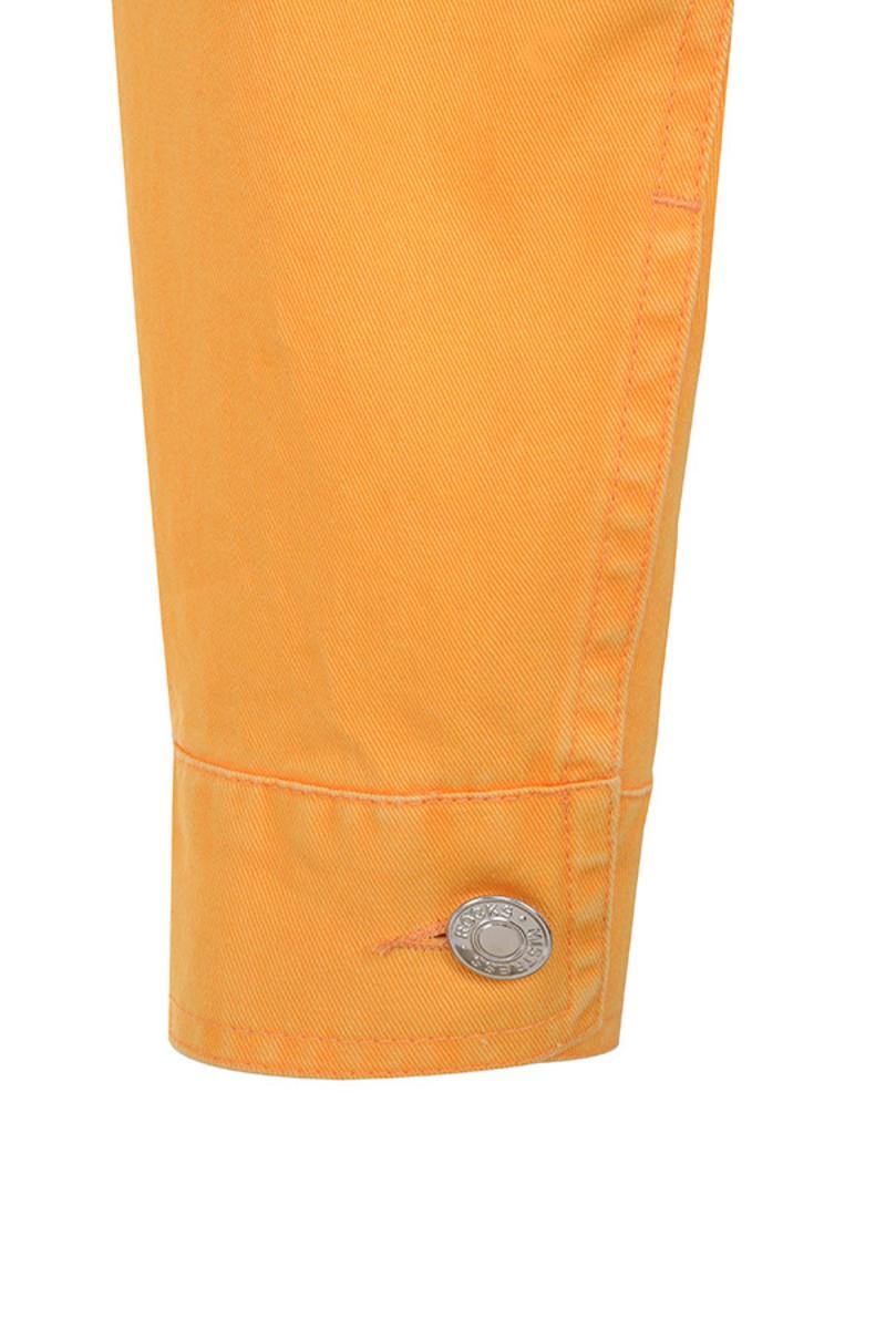 tangerine enrich jacket