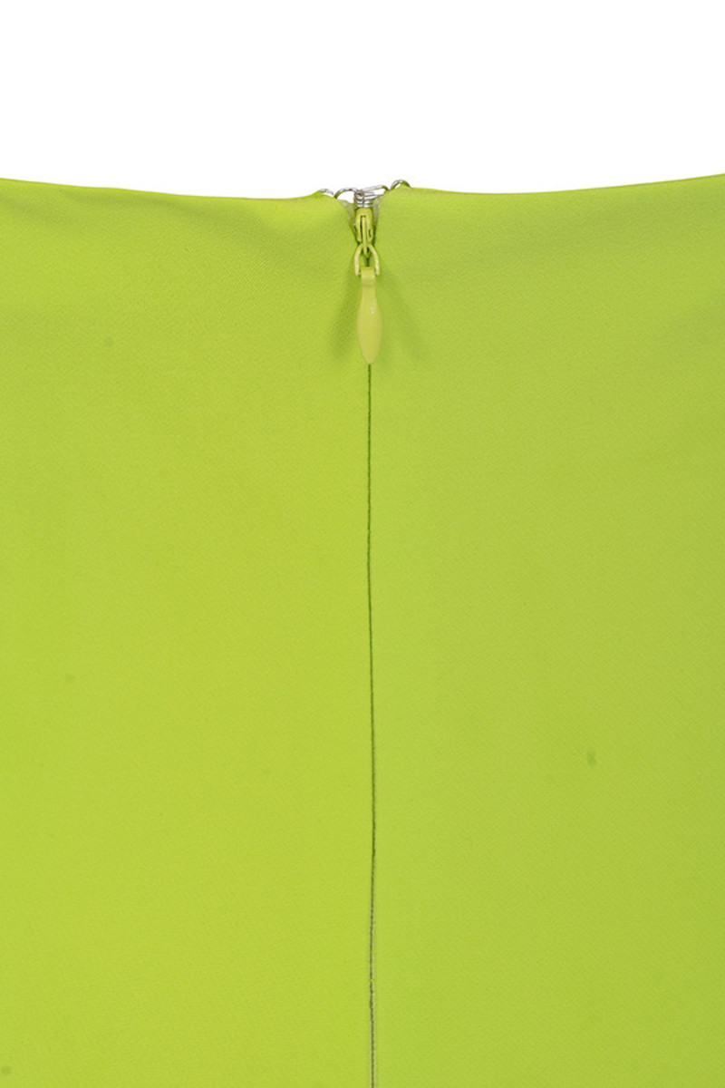 dress lime memory