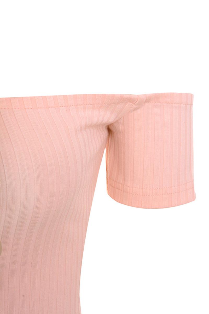 pink pioneer top
