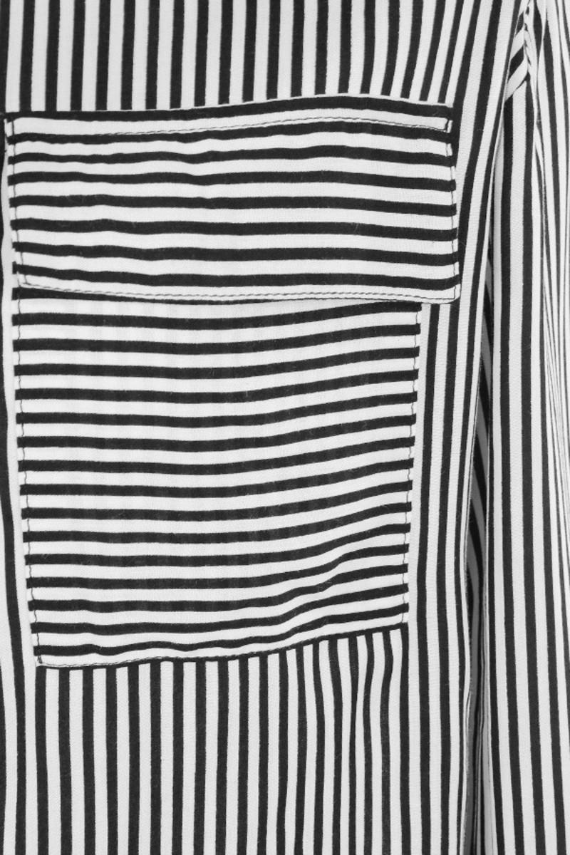 black prism shirt